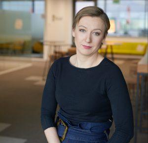 Barbara Michalska ma nową rolę w Microsofcie