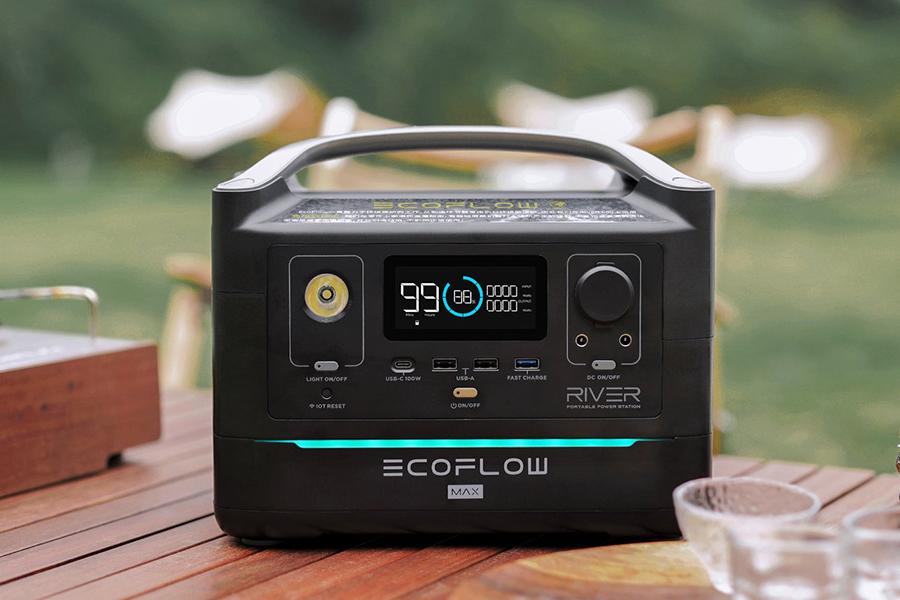 Stacje zasilające EcoFlow- przenośne źródło energii